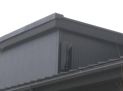 東京都足立区の新築にて地デジアンテナ工事。UAH810取付け。