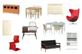 カリモク・イタリア家具の買取