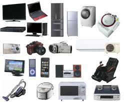 液晶テレビ・冷蔵庫・エアコン・家電の買取