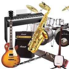 ギター・楽器・金管楽器の買取