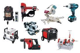 電動工具・発電機の買取