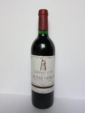 seiwa,Inc(bordeaux wine) ch.Latour