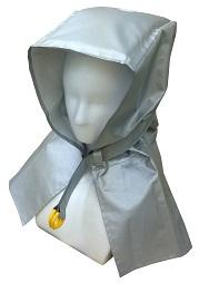 石頭くん ワンタッチ(防災頭巾状態)