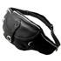 WEST BAG SNAT PACK#1 BLACK HVY LEATHER XL  / ウェストバック スナットパック#1 ブラック ヘビーレザー XL