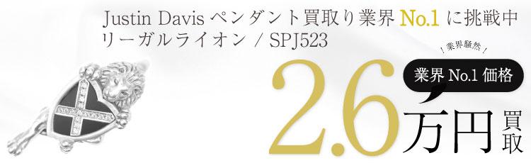 Regal Lion リーガルライオン ペンダントトップ / SPJ523 2.6万買取