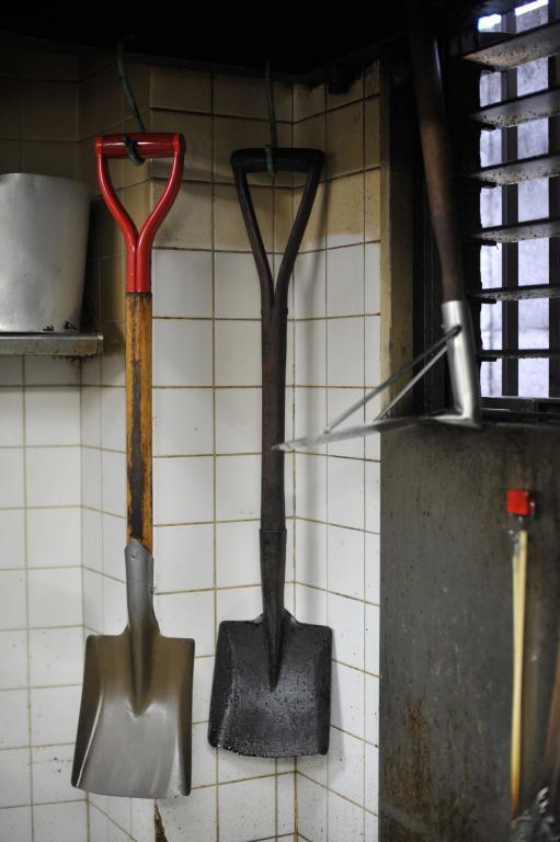 調理道具のスコップ