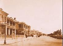 約100年前の神戸居留地2