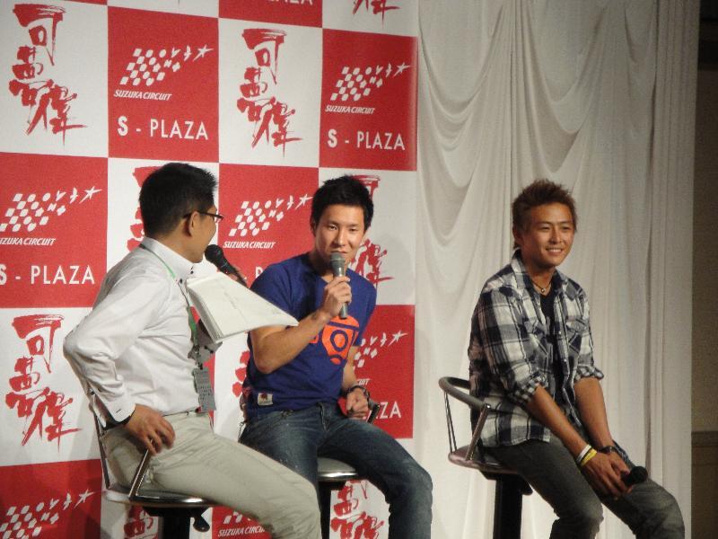 2011小林可夢偉トークショー2