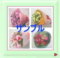 お祝いギフト用花:サンプル、お祝いギフト用花:サンプル