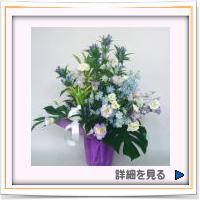 リンドウがメイン 法事・お葬式:8.925円