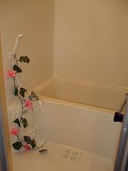 キヨミズキャンパス 浴室