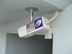 キヨミズキャンパス 監視カメラ