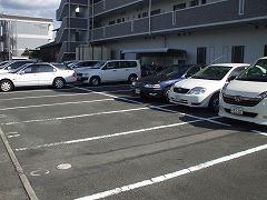 貸事務所駐車場