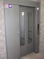 キヨミズキャンパス エレベーター