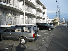 サウスステーション 駐車場