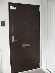 サウスステーション 玄関ドア