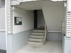 サウスステーション お部屋への階段