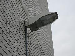 サウスステーション 防犯灯