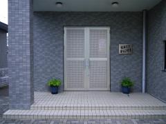 キヨミズキャンパス エントランス