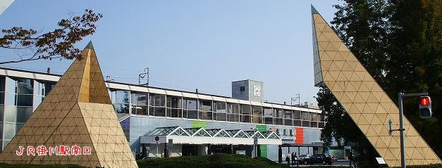掛川駅南口