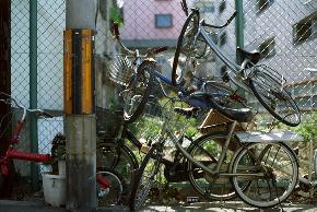 ... 神戸市リサイクル&便利屋 : 神戸市中央区 自転車 撤去 : 自転車の