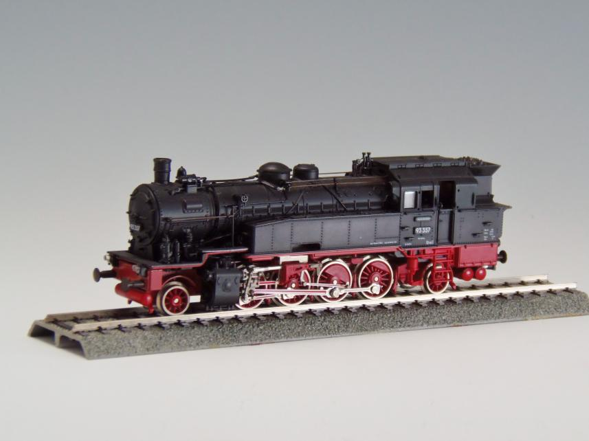 Nゲージ 蒸気機関車 93 357