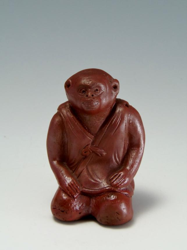 猿 骨董品