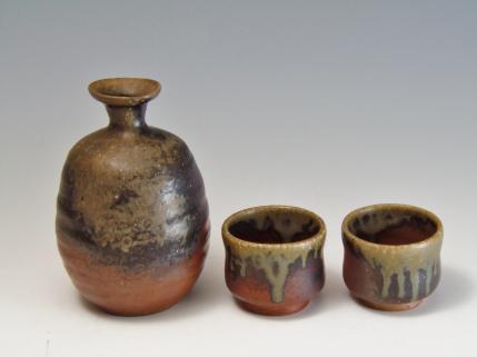 酒器セット 陶古窯
