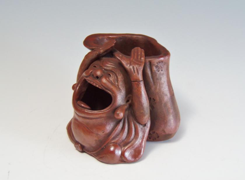 花咲か爺さん 陶器