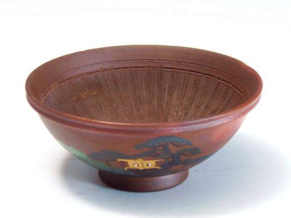 彩色備前 ミニすり鉢