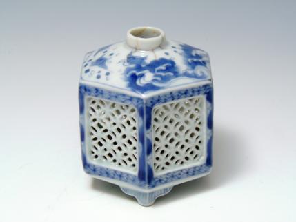 平戸焼 虫籠