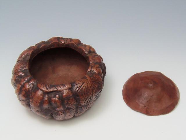 南瓜 菓子鉢