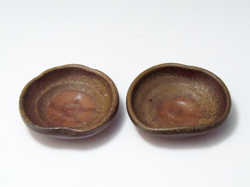 小皿 備前陶苑