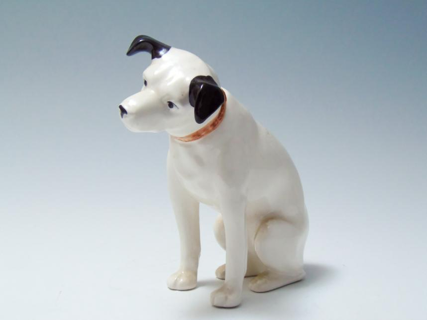 ビクター ニッパー犬