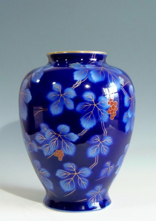 有田焼 深川製 花瓶