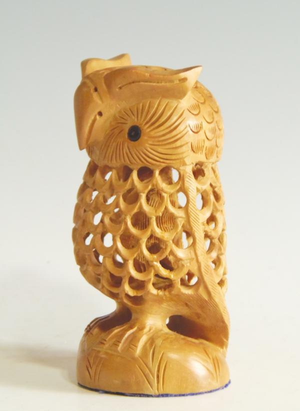 木彫り置物