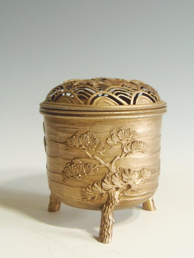 銅製 香炉