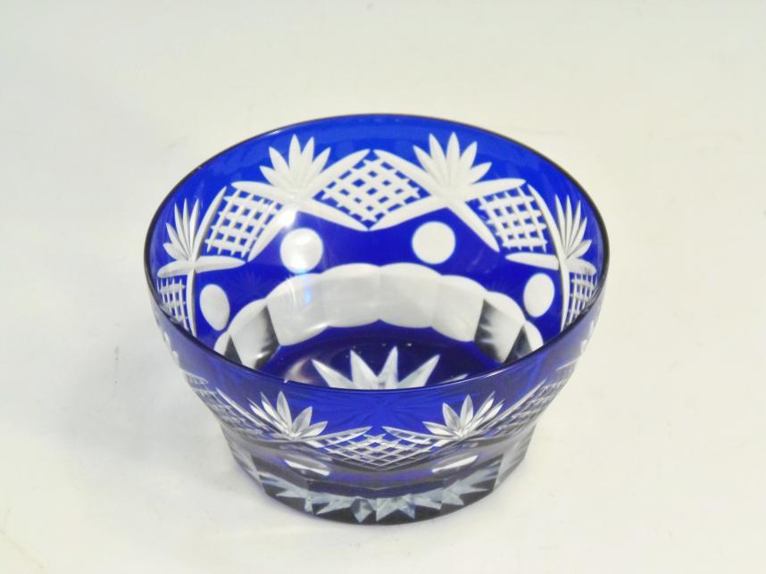 江戸切子小鉢