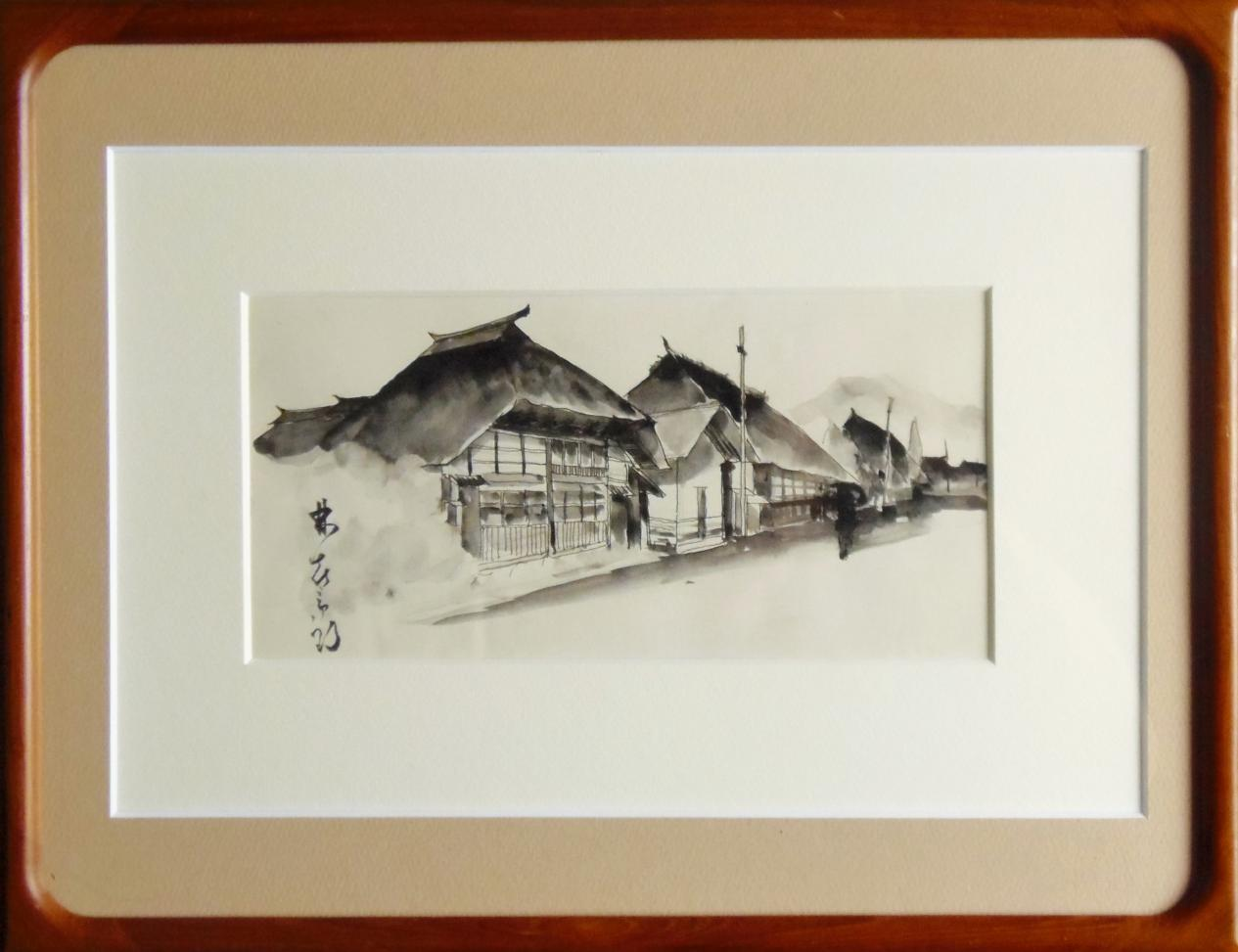 林 喜市郎 販売 日本画