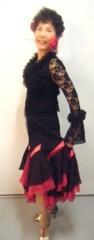 社交ダンス ショートヘア3