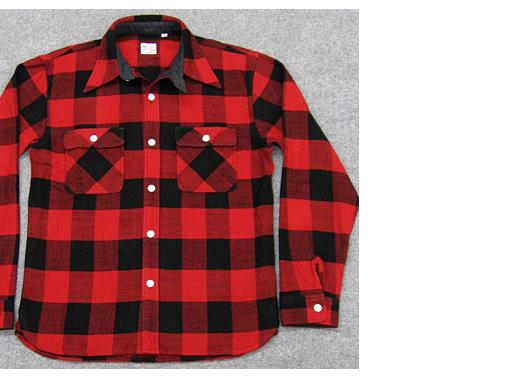 FLATHEAD/ フラットヘッド 『ヘビーネルシャツ』 ¥7000買取