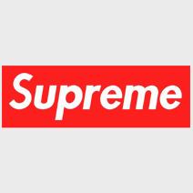 シュプリームブランドロゴ
