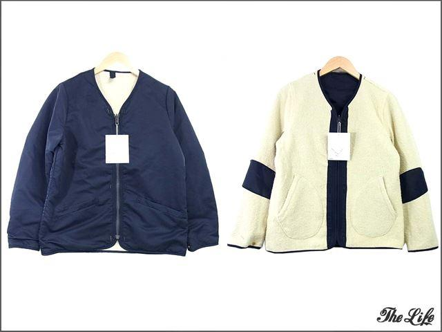 15AW VISVIMビズビム IRIS LINER JKT ジャケット1/ヴィズヴィム/0115105010005/高密度ナイロン製ライナージャケット
