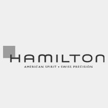 ハミルトン時計ブランドロゴ