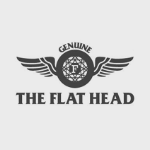 フラットヘッドロゴ