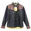 HORSEHIDESHIRTJACKETホースハイドシャツジャケット 型番/HDS-01 ブランド専門店ライフ 最大査定額  ¥35,000