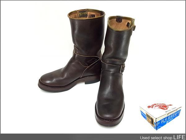 "Mr.FREEDOM×SUGARCANEミスターフリーダムブーツ8""ROAD CHAMP BOOTS Lot:SC01804"""