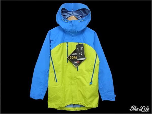 HAGLOFSホグロフスRANDO PROランドープロ ジャケットS/CM0047/COL.2HB/タグ付属/店頭展示品