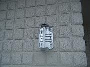 茨城県 平面アンテナ金具