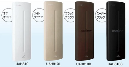 平面アンテナUAH810